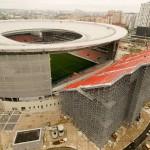 Ekaterinburg Arena: Το πιο περίεργο γήπεδο του Μουντιάλ
