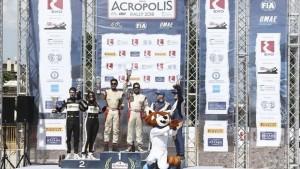 Ο Πορτογάλος Bruno Magalhaes κέρδισε το Ράλλυ Ακρόπολις