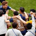 Τη μεγάλη έκπληξη έκανε η Ιαπωνία κόντρα στην Κολομβία