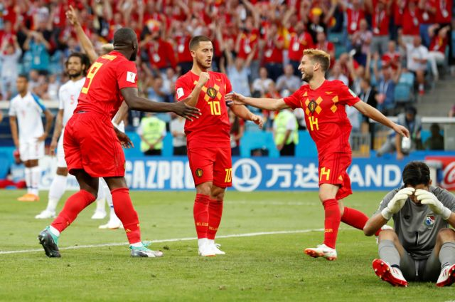 Άνετα το Βέλγιο 3-0 τον Παναμά