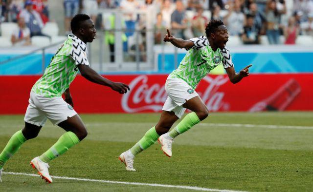 Σπουδαία νίκη της Νιγηρίας!