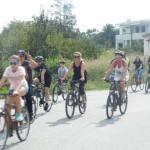 «Ποδηλατώντας με Κοινωνική Προσφορά»
