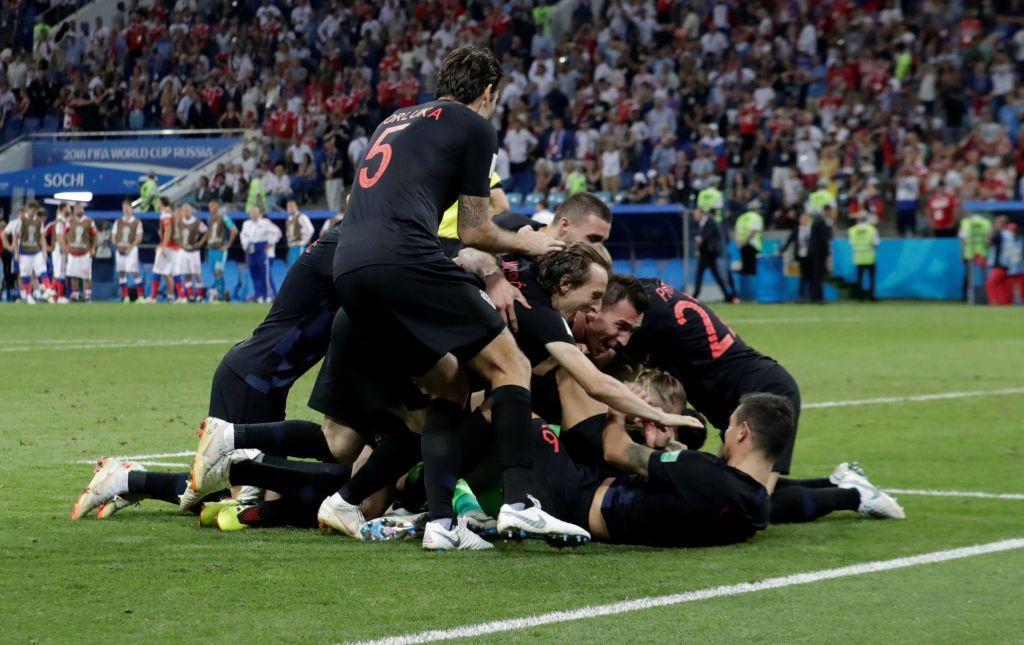 Στα ημιτελικά οι Κροάτες!