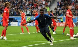 Η Γαλλία προκρίθηκε στον τελικό του Μουντιάλ