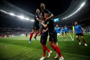 Στον τελικό οι εκπληκτικοί Κροάτες!