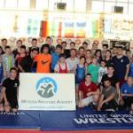 Στο CAMP του Meteora Wrestling Academy οι αθλητές του ΑΠΣ Τρίκαλα