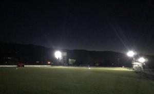 Με φωτισμό και νέα όψη το γήπεδο Ασπρόβαλτου