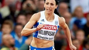 «Αργυρή» η Μπελιμπασάκη Κατέρριψε το πανελλήνιο ρεκόρ