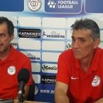 Ντόστανιτς:  «Είμαστε στον σωστό δρόμο» (Βίντεο)
