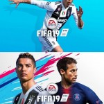 Ρονάλντο – Νεϊμάρ μαζί στο εξώφυλλο του FIFA19