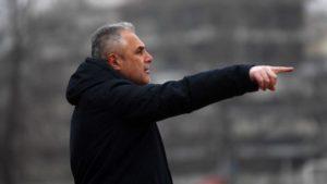 Βοσνιάδης: «Η παρουσία του Τομ Παπαδόπουλου προσφέρει ηρεμία στην ομάδα»