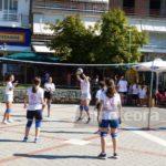 Επαιξαν Street Volley στην Καλαμπάκα