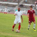 O Ράντι έπαιξε με την Εθνική της χώρας του