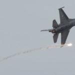 Υπερπτήσεις ελληνικών F-16 στα Κατεχόμενα Κύπρου