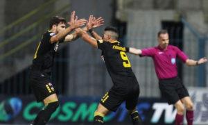 Mε ανατροπή νίκησε η ΑΕΚ  στο Κύπελλο