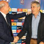 Αναστασιάδης: «Όνειρο ζωής η Εθνική, υποχρέωση να πετύχω»